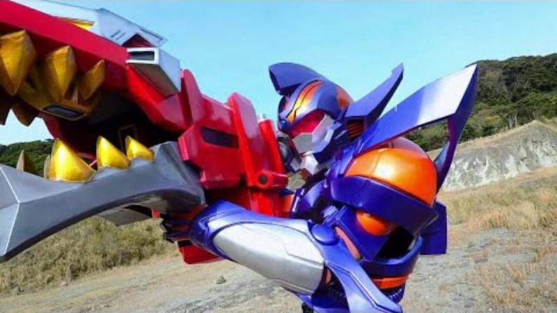 Anime SSSS.Dynazenon Mendapatkan Live-Action Pendek 1