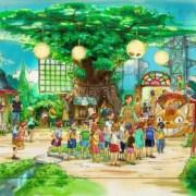 Area My Neighbor Totoro dari Taman Ghibli Diberitakan saat Konstruksi Berlanjut 15