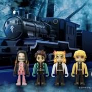 """Demon Slayer's Mugen Train Mendapatkan Mainan """"Plarail"""" dari Takara Tomy 6"""
