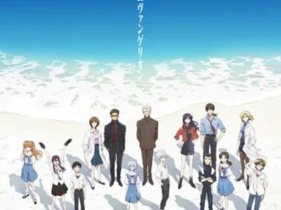 Film Evangelion Final Mendapatkan Pembaruan Baru '3.0+1.01' untuk 'Last Run' 6