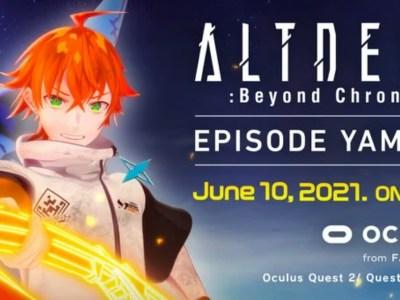 Game VR ALTDEUS: Beyond Chronos Merilis DLC Episode Yamato pada Tanggal 10 Juni 1