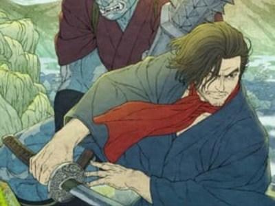 Netflix Mengungkapkan Staf Lainnya untuk Film Anime Bright: Samurai Soul 1