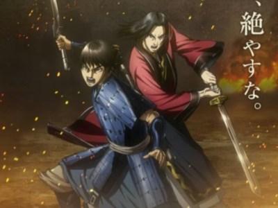 Anime Kingdom Season 3 Mengungkapkan Artis Lagu Tema Baru 1