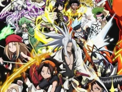 Netflix Akan Menayangkan Anime Shaman King Baru pada Tanggal 9 Agustus 46