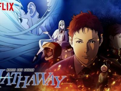 Netflix Akan Menayangkan Film Anime Gundam: Hathaway Secara Eksklusif 43