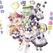 Waralaba Maskot Di Gi Charat dari Broccoli Mendapatkan Anime Mini Baru 15