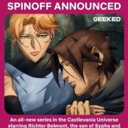 Animasi Castlevania Mendapatkan Seri Spinoff yang Menampilkan Richter Belmont dan Maria Renard 10