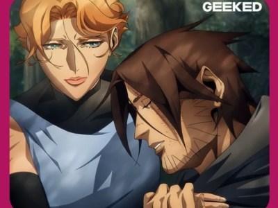 Animasi Castlevania Mendapatkan Seri Spinoff yang Menampilkan Richter Belmont dan Maria Renard 11