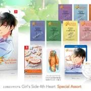 Game Switch Tokimeki Memorial: Girl's Side 4th Heart Akan Diluncurkan pada Tanggal 28 Oktober 11