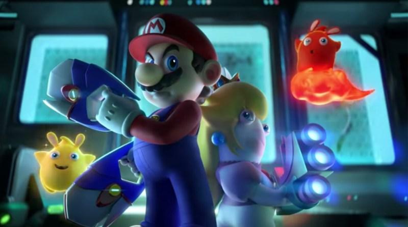 Ubisoft Mengungkapkan Game Mario + Rabbids Sparks of Hope untuk Switch 1