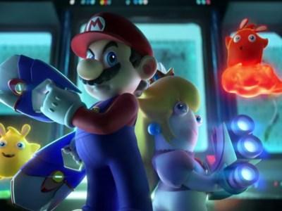 Ubisoft Mengungkapkan Game Mario + Rabbids Sparks of Hope untuk Switch 131