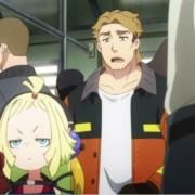 Video Klip Anime Sakugan Mengungkapkan Hiroshi Kamiya sebagai Penyiar Radio 1