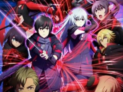 The Oral Cigarettes Membawakan Lagu Pembuka Anime Scarlet Nexus 101