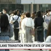Jepang Berniat untuk Mengangkat Keadaan Darurat COVID-19 di Semua Wilayah Kecuali Okinawa 8