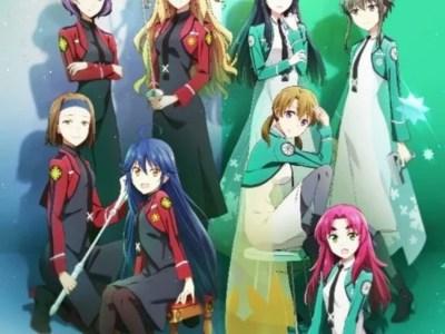 Anime The Honor Student at Magic High School Mengungkapkan Seiyuu dan Staf 18