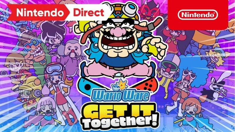 Nintendo Mengumumkan Game WarioWare: Get It Together! untuk Switch 1