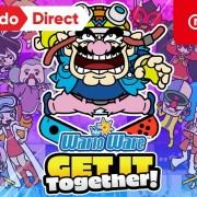 Nintendo Mengumumkan Game WarioWare: Get It Together! untuk Switch 2