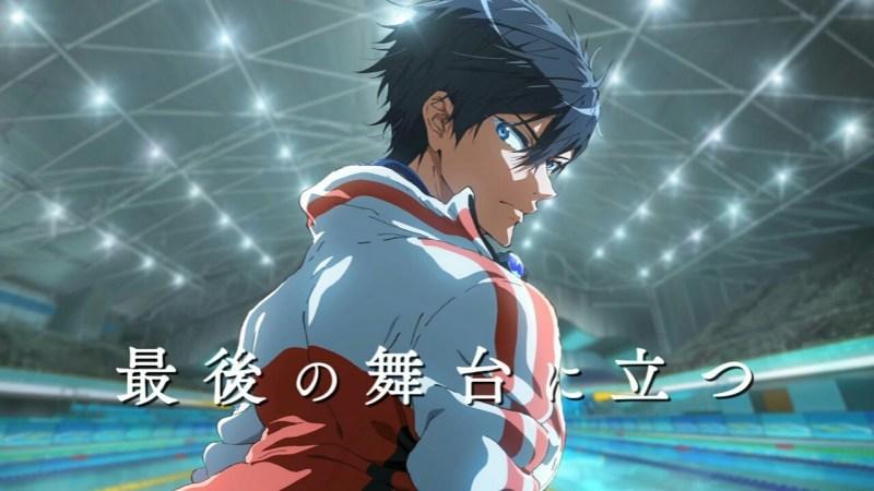 OLDCODEX Akan Membawakan Lagu Tema untuk Film Anime Pertama Free! The Final Stroke 1