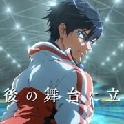 OLDCODEX Akan Membawakan Lagu Tema untuk Film Anime Pertama Free! The Final Stroke 128