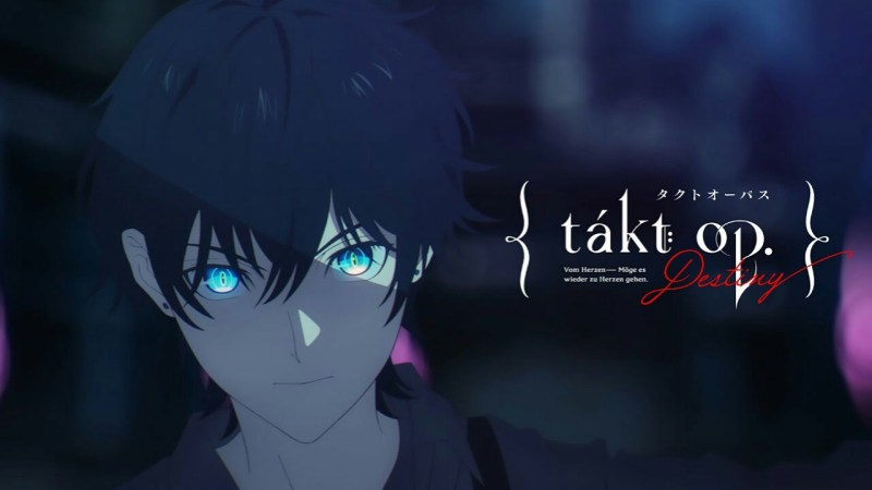Anime takt:op Mengungkapkan Banyak Informasi Termasuk Tanggal Tayang 1