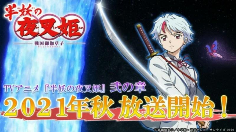 Anime Yashahime: Princess Half-Demon Part II Mengungkapkan Artis Lagu Pembuka dan Tanggal Tayang 1