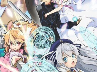 Tanggal Tayang Perdana Anime TV Seirei Gensouki - Spirit Chronicles Telah Terungkap 32