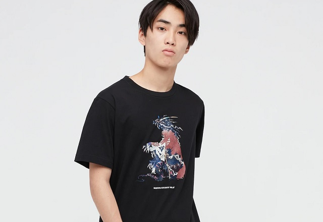Mamoru Hosoda x Uniqlo Hadirkan Kaos Baru! 4