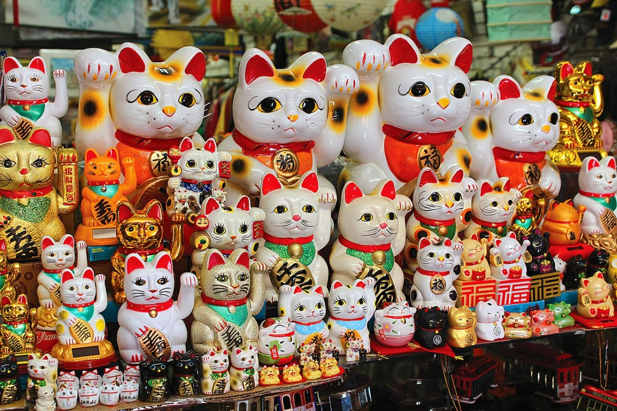 Maneki Neko, Kucing Pembawa Keberuntungan 3