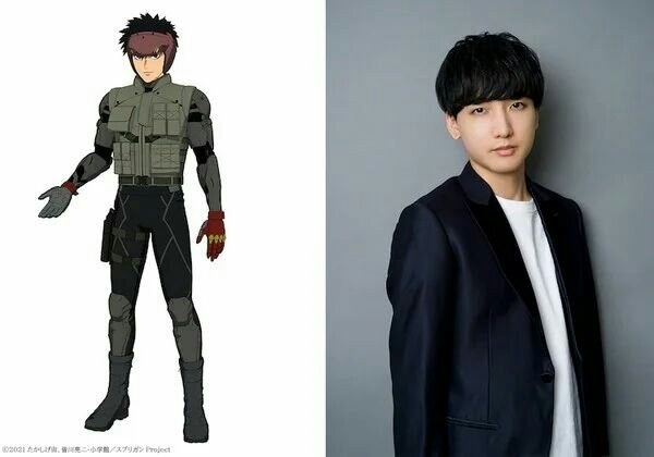Mariya Ise, Kenji Hamada, Yōhei Azakami Ikut Berperan dalam Anime Spriggan 5