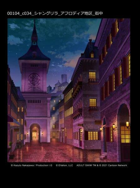 Crunchyroll dan Adult Swim Mengungkapkan Banyak Informasi tentang Fena: Pirate Princess (Kaizoku Ōjo) 15