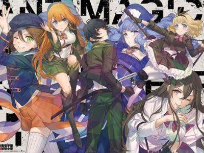 Taimadou Gakuen 35 Shiken Shoutai : Sekolah atau berburu penyihir? 42