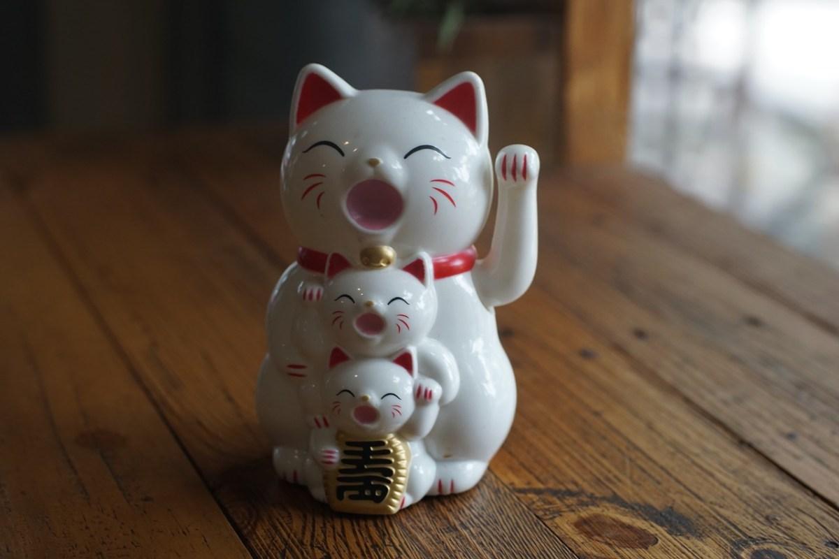 Maneki Neko, Kucing Pembawa Keberuntungan 5