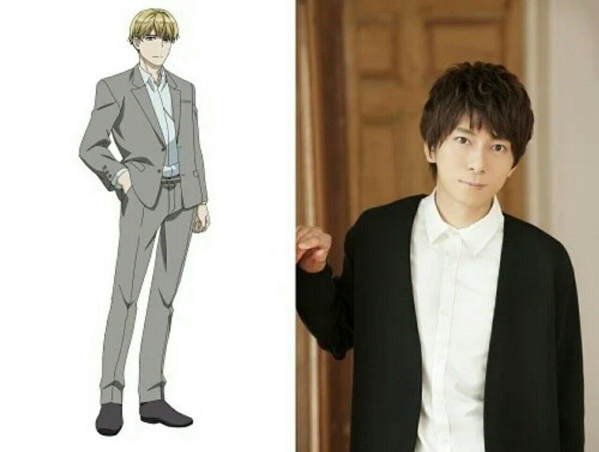 Teaser Anime TV BL The Night Beyond the Tricornered Window Mengungkapkan Seiyuu, Staf, dan Bulan Debut 3