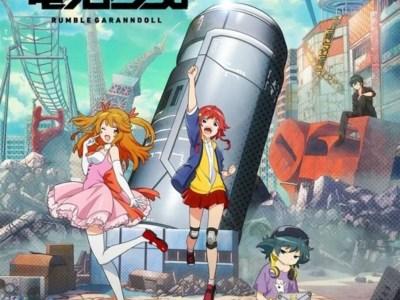 Anime Gyakuten Sekai no Denchi Shōjo: Rumble Garanndoll Telah Mengungkapkan Banyak Informasi 40