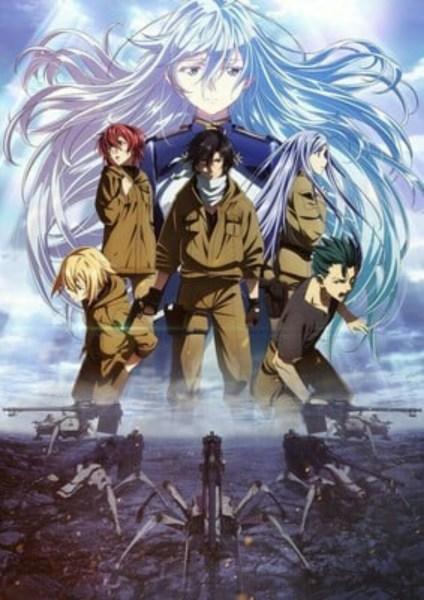 Anime '86' Mendapatkan Manga Spinoff 4-Panel 1