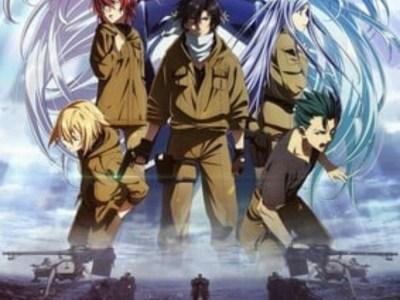 Anime '86' Mendapatkan Manga Spinoff 4-Panel 24