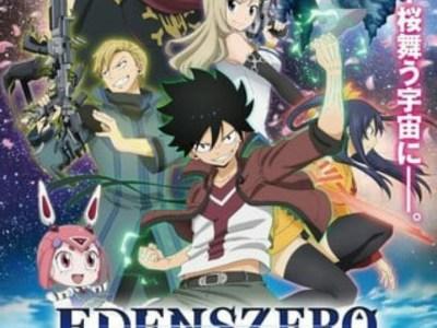 L'Arc-en-Ciel Membawakan Lagu Pembuka Baru untuk Anime Edens Zero 23