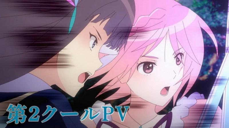 Anime Blue Reflection Ray Mengungkapkan Video Promosi Baru dan Artis Lagu Penutup untuk Paruh Keduanya 1