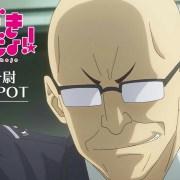 Norio Wakamoto Berperan dalam Anime Kageki Shojo!! 3