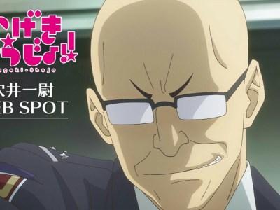 Norio Wakamoto Berperan dalam Anime Kageki Shojo!! 17