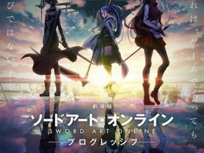 Film Anime Sword Art Online Progressive Akan Dibuka Tanggal 30 Oktober 12