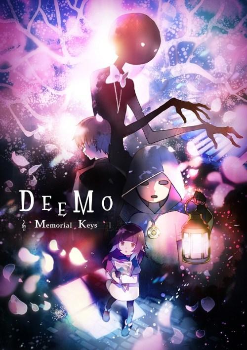 Anime DEEMO Memorial Keys Umumkan 2 Pemeran Tambahan Sekaligus Meluncurkan Visual Terbaru 3