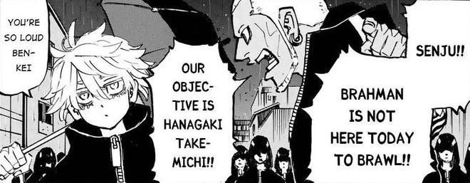 Bahas Tokyo Revengers Chapter ke 213 6