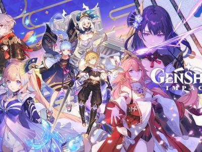 Genshin Impact Versi 2.1 Akan Rilis Tanggal 1 September 80
