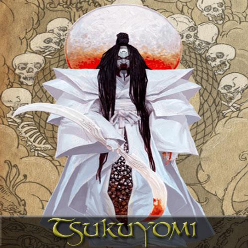 Tsukuyomi, Dewa Bulan Suami Amaterasu dan Nama Jurus di Anime Naruto 1