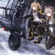 Anime Girls Frontline akan Mulai Tayang pada Bulan Januari 2022 2