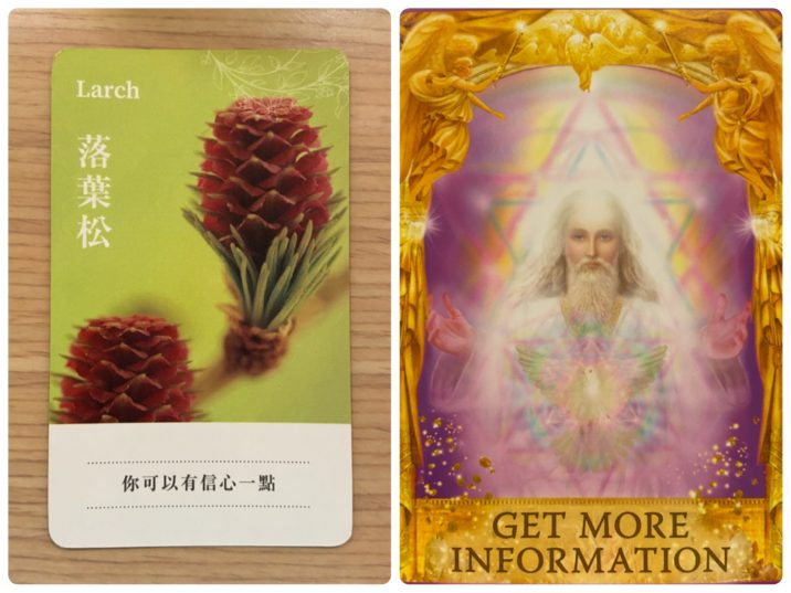 2021032402 Angel Answers Oracle Cards Divination by Luc