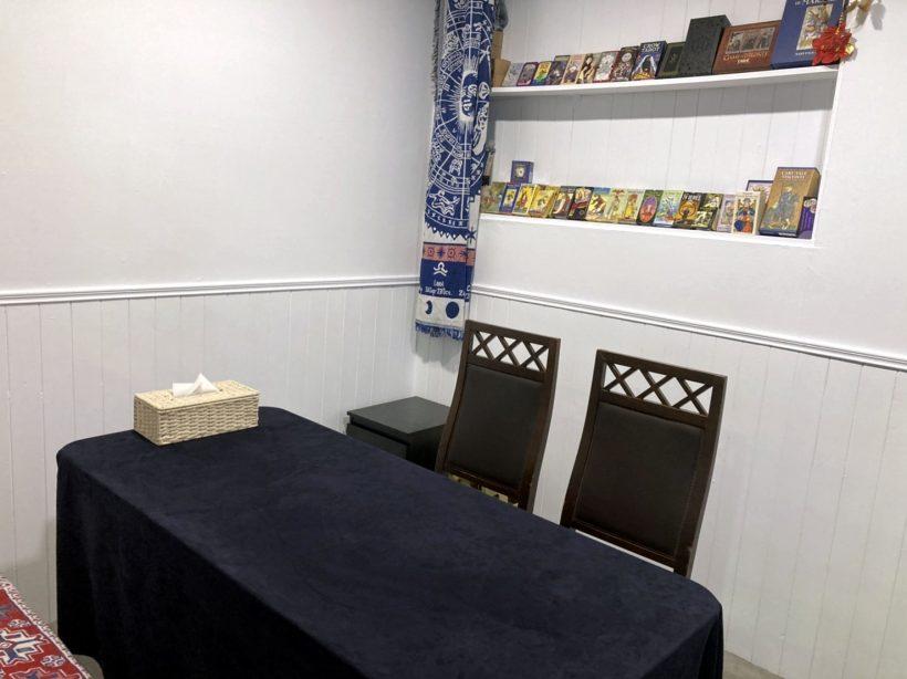 2021040102 Kiwi Tarot Divination Taipei