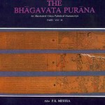the Bhagavata Purana:  an illustrated Oriya Palm
