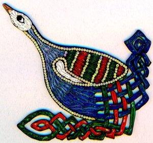Celtic goose